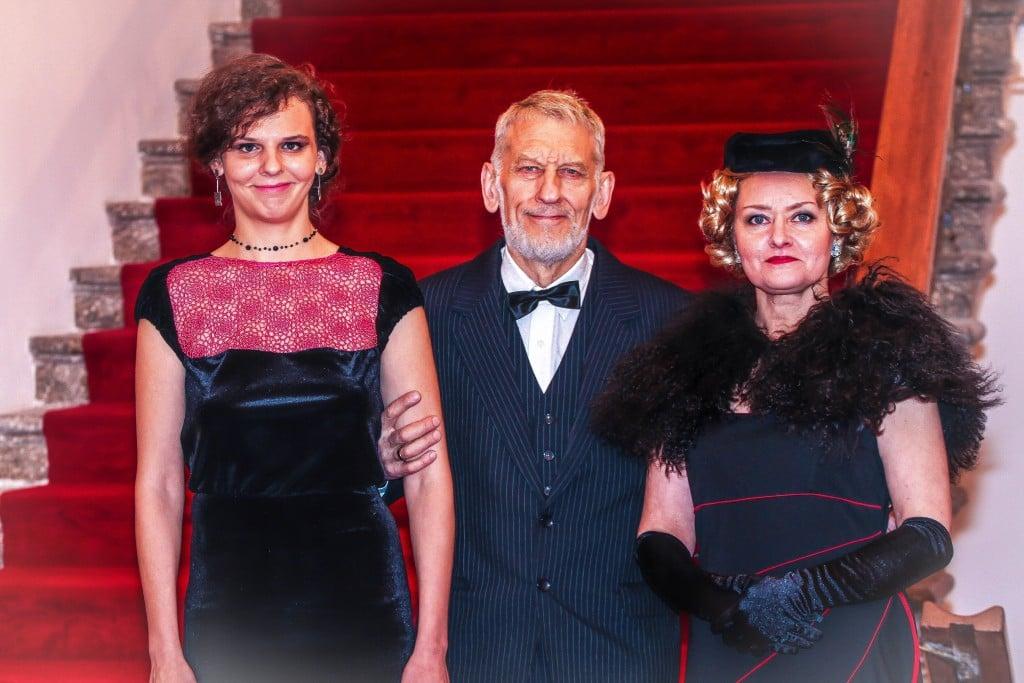 Irma Jokštytė, Edmundas Valenta, Tatjana Kuzmickienė