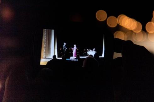 Teatro diena - Igno Stanio nuotr.