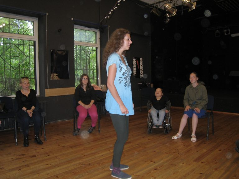 Teatrinio meno ugdymo ir vaidybos mokymai