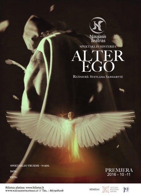 """Alter ego"""