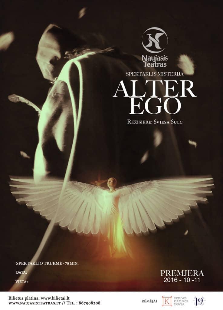 "Alter ego"