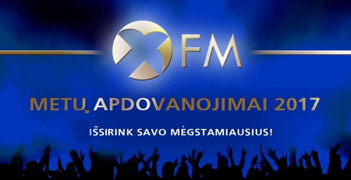 XFM metų geriausių apdovanojimai
